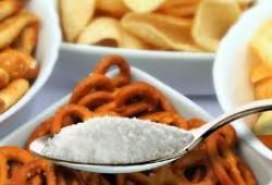 Ποια τρόφιμα περιέχουν πολύ αλάτι