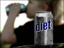 Τα γλυκαντικά στα αναψυκτικά δίαιτας ίσως φέρνουν κατάθλιψη!
