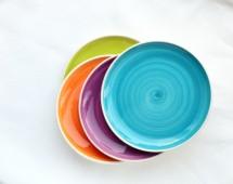 Η γεύση επηρεάζεται από το χρώμα του πιάτου!