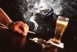 alkool kapnisma