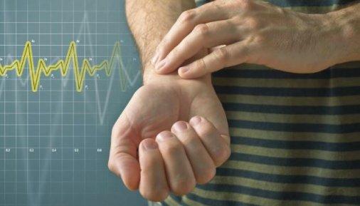 Οι καρδιακοί παλμοί σχετίζονται με τον κίνδυνο θανάτου από κάθε αιτία